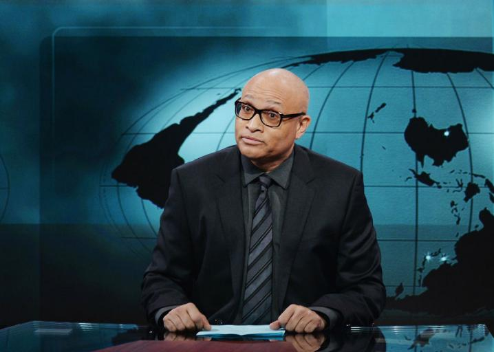 Larry Wilmore on Why Satire Won't Stop Trump