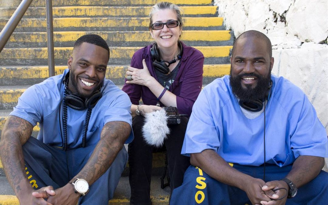 From inside San Quentin Prison: A podcast that won't stay behind bars