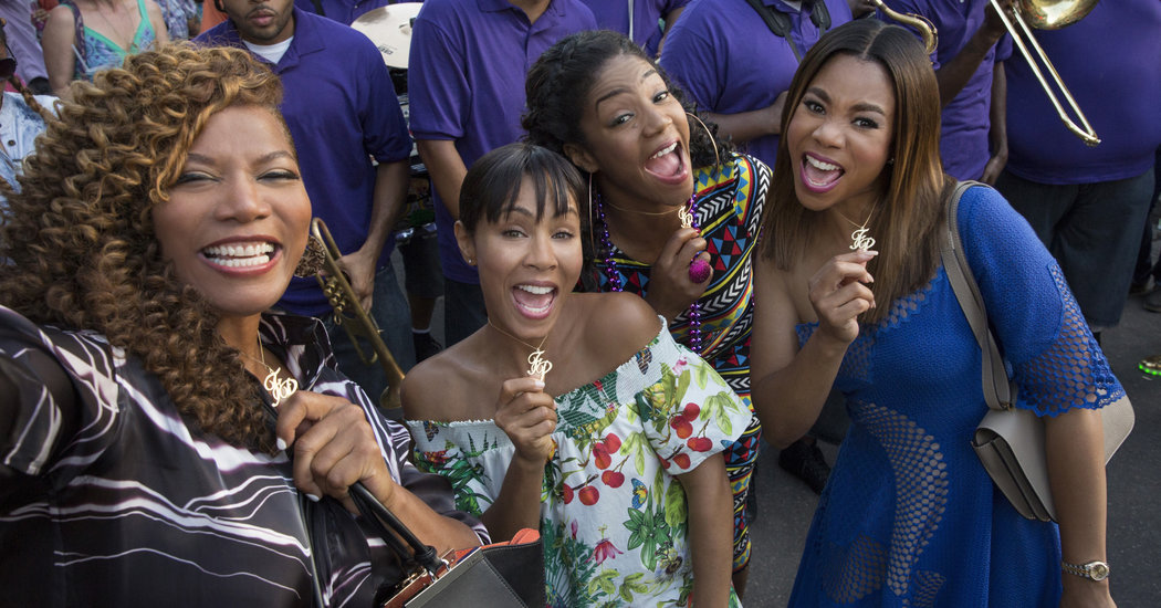 Reveling in the Unapologetic Blackness of 'Girls Trip'