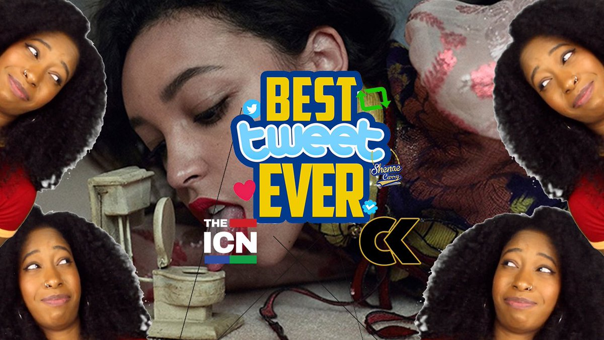 #BestTweetEver Episode 2 hosted by Shenae Curry