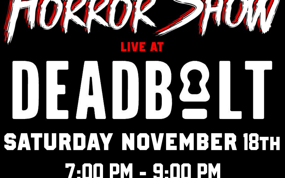 [BD Podcast Network] The Horror Show Live at Deadbolt in Chicago this Saturday! – Bloody Disgusting