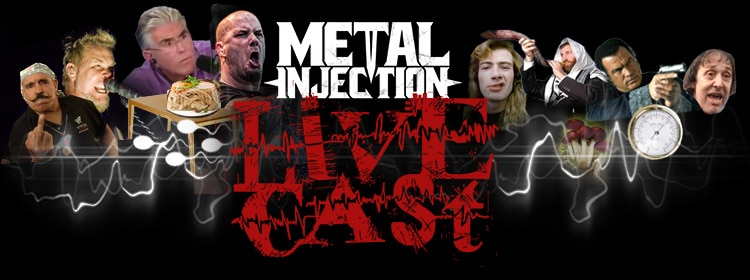 METAL INJECTION LIVECAST #441 – Black Bisexual Black – Metal Injection