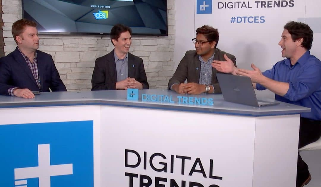 Trends With Benefits podcast: Our favorite tech from CES 2018
