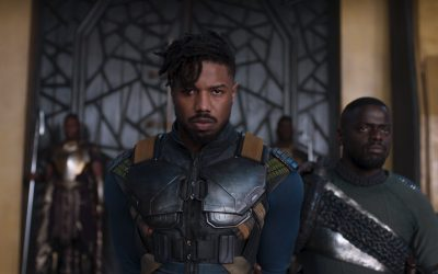Original Content podcast: We welcome the reign of Marvel's 'BlackPanther'